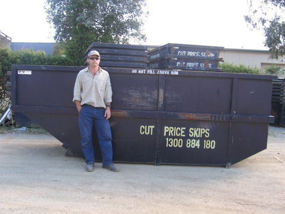 Best Skips in Canberra - Skip Sizes and Prices - Cut Price Skips