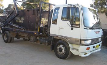 hire skips in Canberra